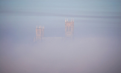 12.12.12 - Emergence  The Cathedral is in there somewhere :)