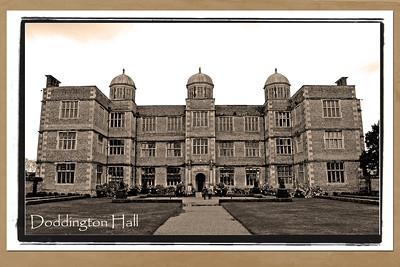 13.07.15 - Doddington Hall  Doddington Hall is a Tudor manor house, built in 1593, situated about 5 miles from Lincoln.