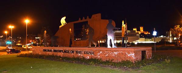 17.11.15 - Tank Memorial